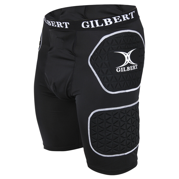 Gilbert Protective Short, Black