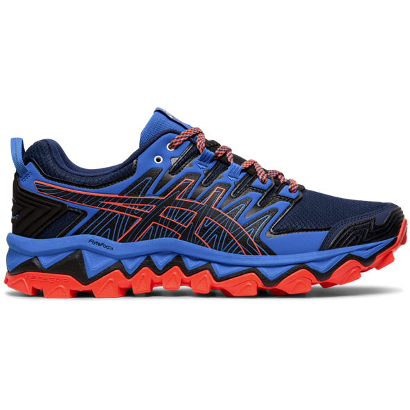 Asics Gel-FujiTrabuco 7 Men's Trail Shoe, Blue