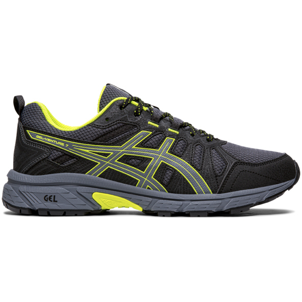 Asics Gel-Venture 7 Men's Running Shoe, Grey
