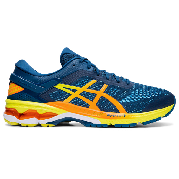 Asics Gel-Kayano 26 Men's Running Shoe Blue