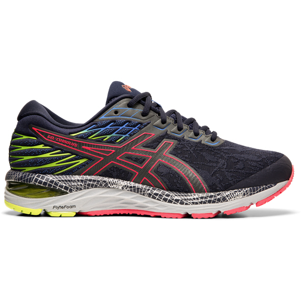 Asics Gel-Cumulus 21 Lite-Show Men's Running Shoe, Midnight
