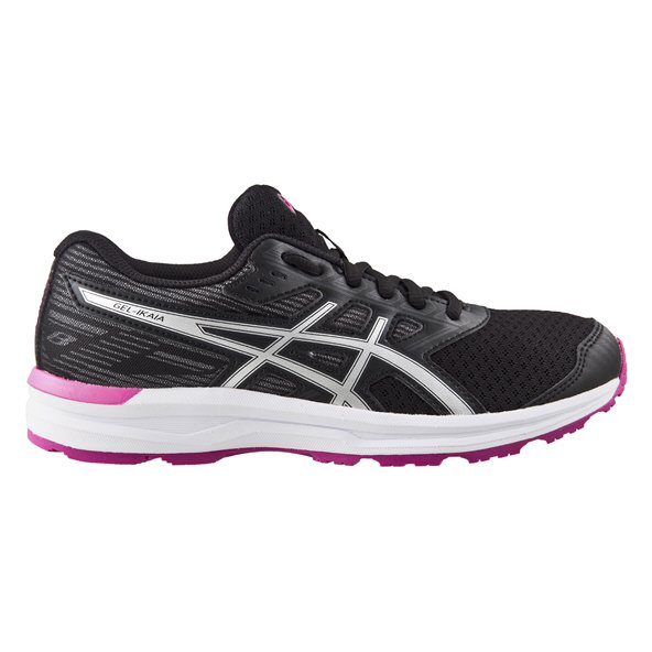 Asics Gel-Ikaia 8 Women's Running Shoe, Black
