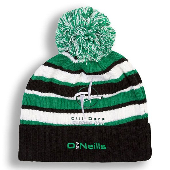 O'Neill's Kildare Beacon Bobble Beanie, Black