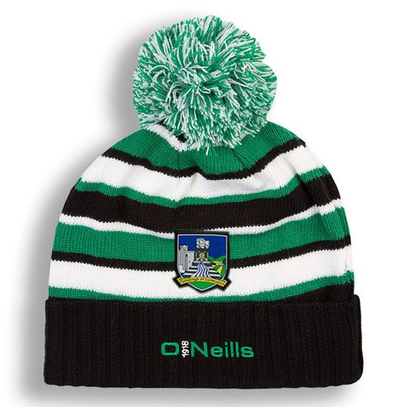 O'Neills Limerick Beacon 19 Bobble Black