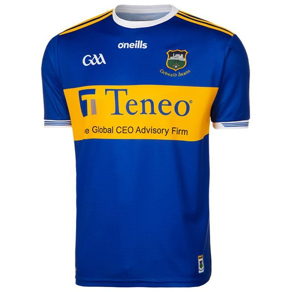 O'Neills Tipperary 2019 Player Fit Home Jersey, Blue