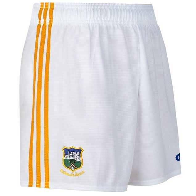 O'Neills Tipperary 2019 Home Short, White