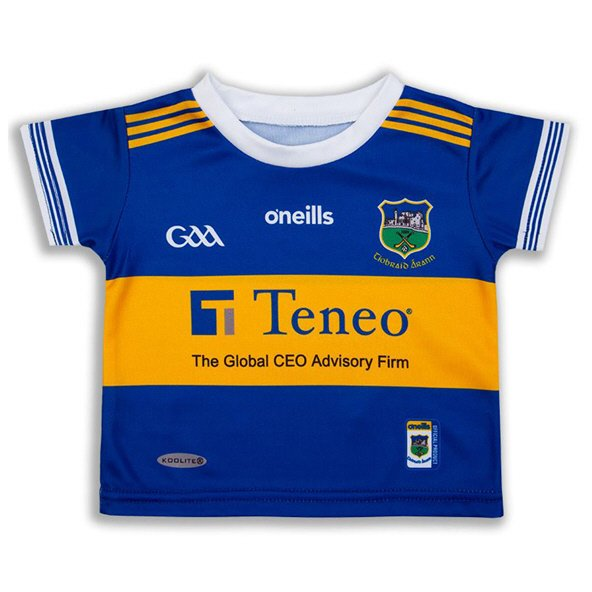 O'Neills Tipperary 2019 Junior Home Jersey, Blue