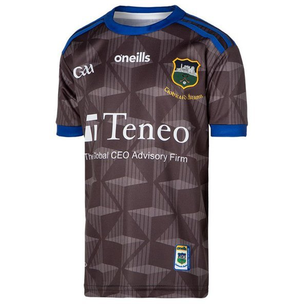 O'Neills Tipperary 2019 Kids' Home GK Jersey, Navy