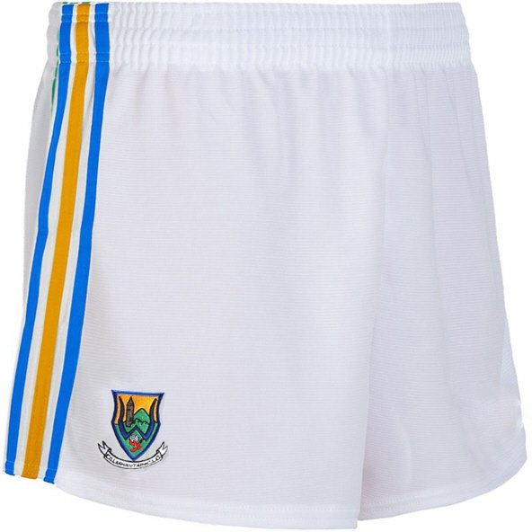 O'Neills Wicklow 19 Home Shorts White