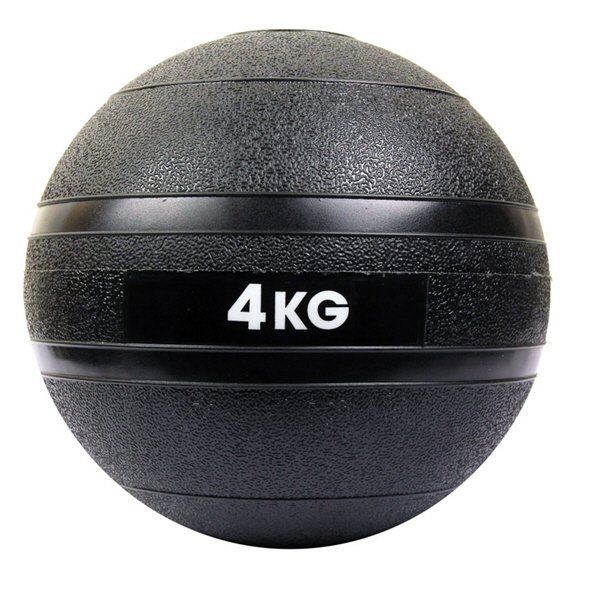 Fitness Mad 4Kg Slam Ball Black