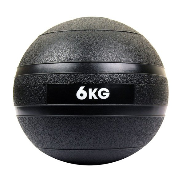 Fitness Mad 6Kg Slam Ball Black