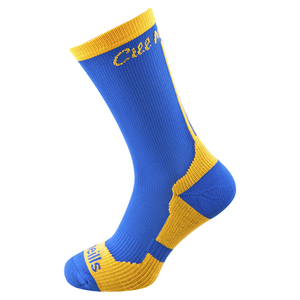 O'Neills Wicklow 2019 Kids' Midi Sock, Blue