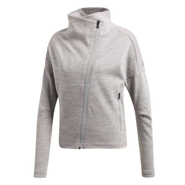 adidas Heather Women's Jacket Grey
