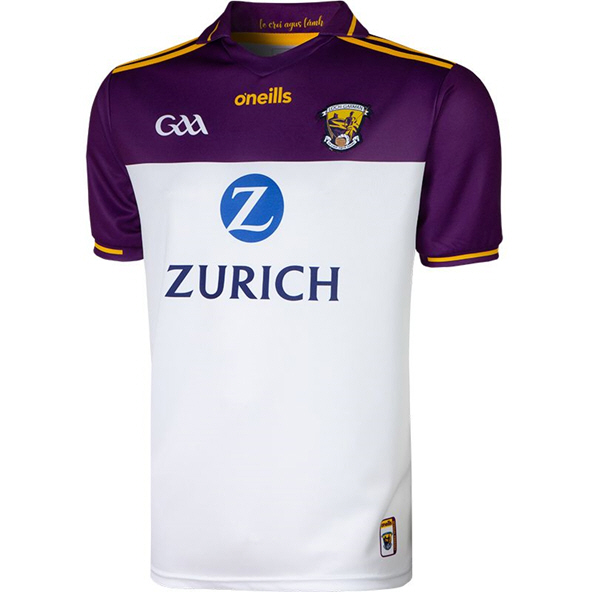 O'Neills Wexford 2019 Home Goalkeeper Jersey, White