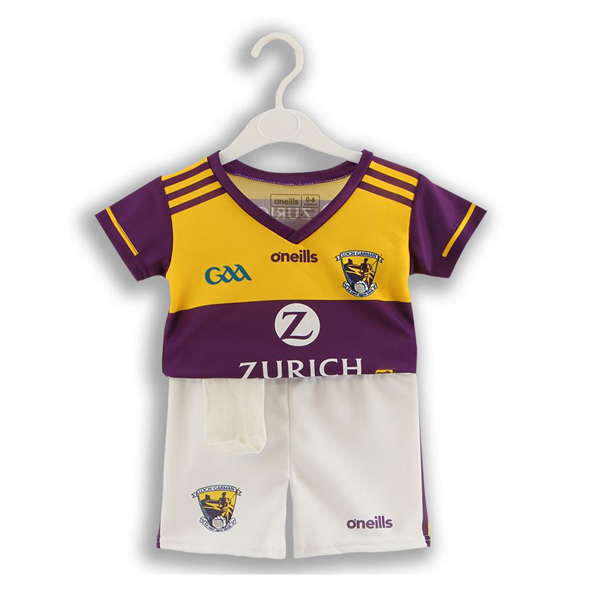 O'Neills Wexford 20 Home Inf Kit Purple
