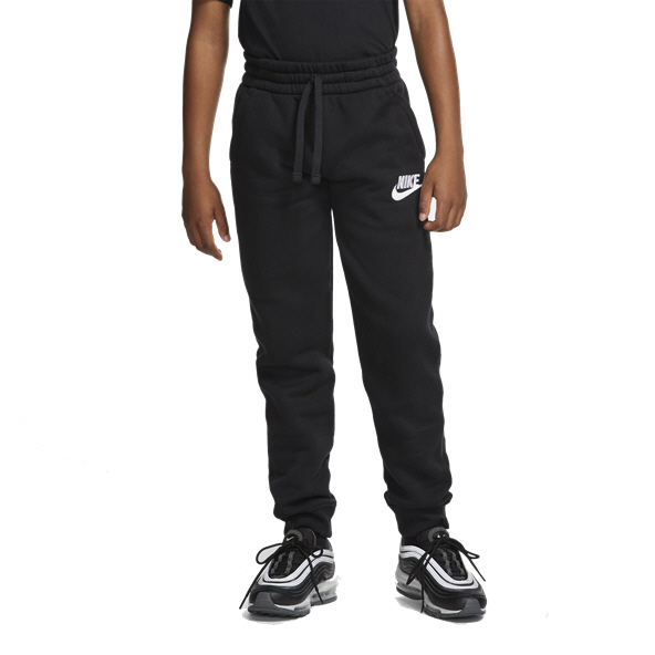 Nike Swoosh Club Boys' Jogger Pant, Black
