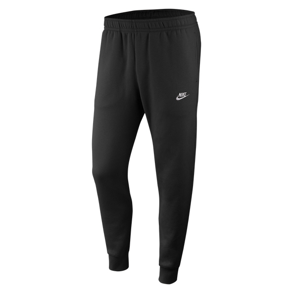 Nike Swoosh Club Men's BB Joggers Black