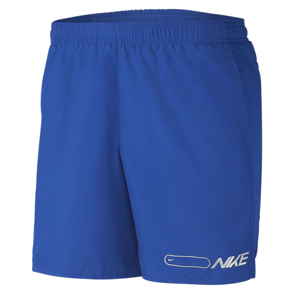 "Nike Air 7""Challenger Men's Shorts Indigo"