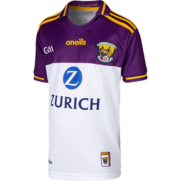 O'Neills Wexford 2019 Kids' Home Goalkeeper Jersey, White