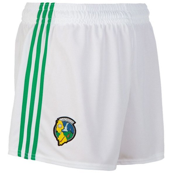 O'Neills Leitrim 2019 Kids' Home Short, White
