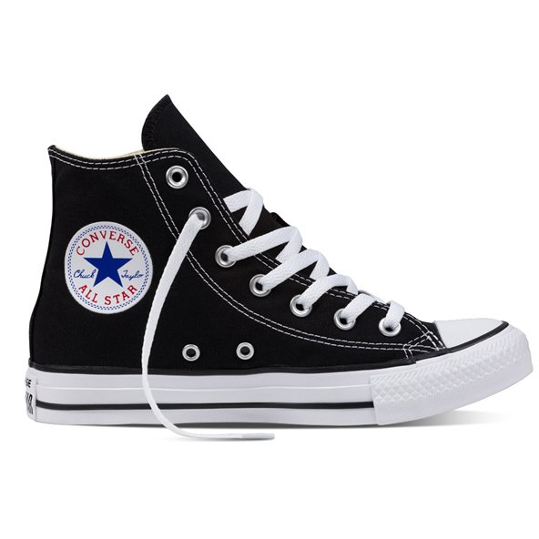 Converse CT All Star-HI Unisex Fw Black