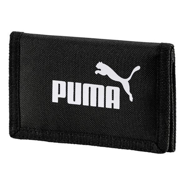 Puma Phase Wallet Black