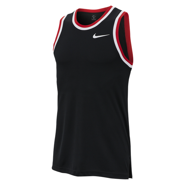 Nike Basketball Singlet, Black