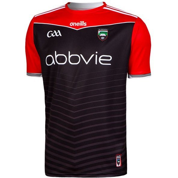 O'Neills Sligo 2019 Home Goalkeeper Jersey, White