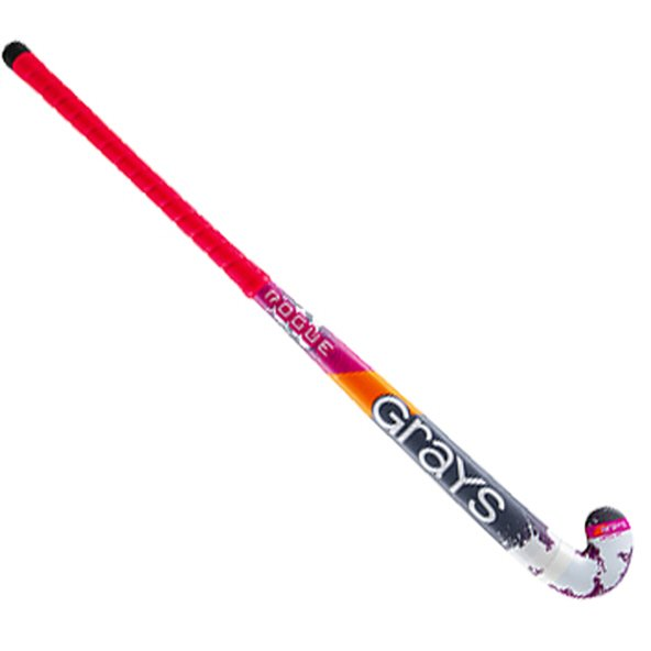 Grays Rogue Junior Stick Pink/Grey