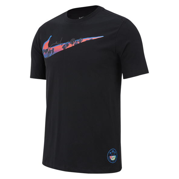 Nike Basketball Tee Black