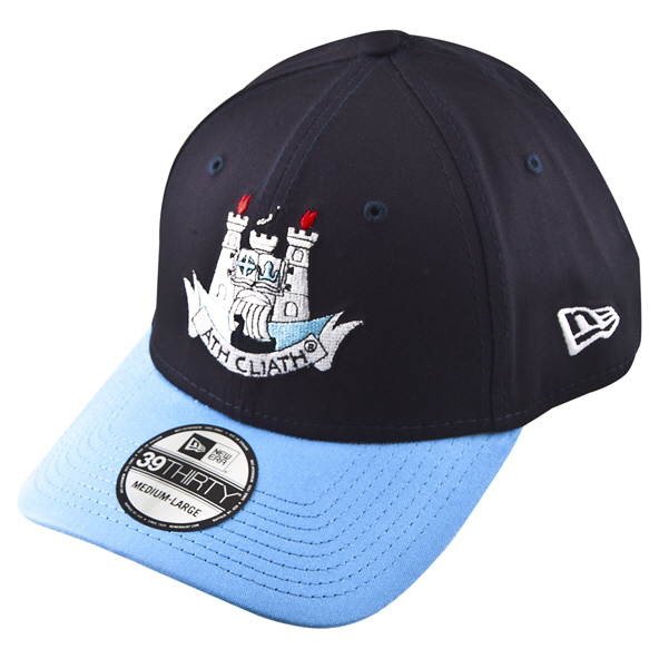 New Era Dublin GAA 39Thirty Cap Navy/Blu