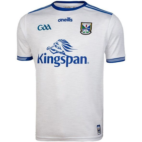 O'Neills Cavan 2019 Home Goalkeeper Jersey, White