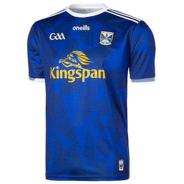 O'Neills Cavan 2019 Player Fit Home Jersey, Blue