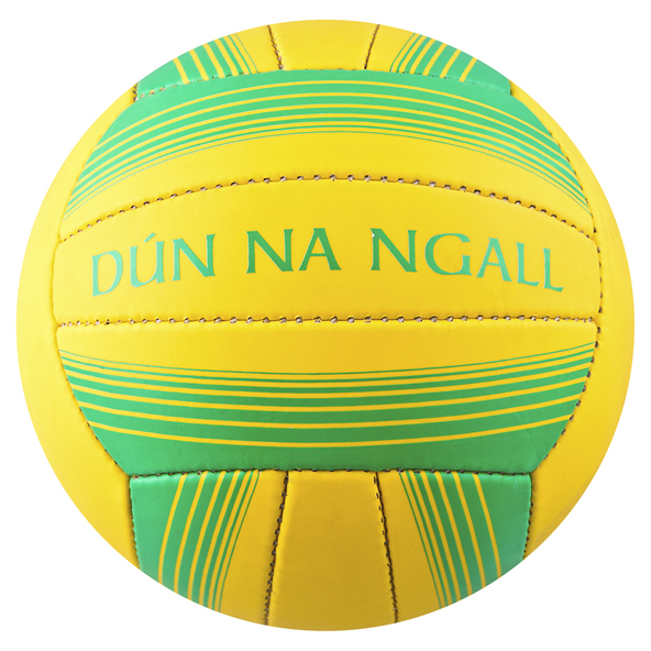 O'Neills Donegal Football - Size 5, Yellow
