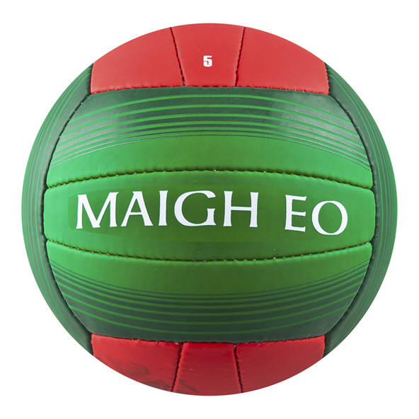 O'Neills Mayo Football Size 5 Green