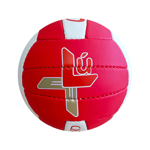 O'Neills Louth Mini Football - Size 1, Red