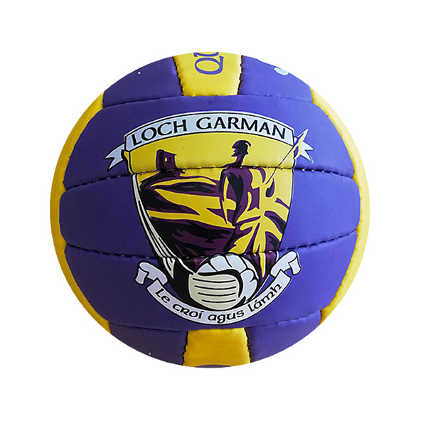 O'Neills Wexford Mini Football - Size 1, Purple