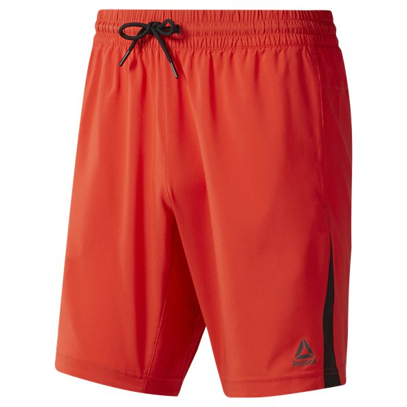 Reebok WOR Men's Woven Short, Red