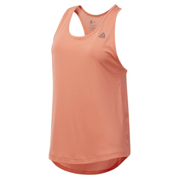 Reebok Performance Mesh Women's Tank Top, Pink