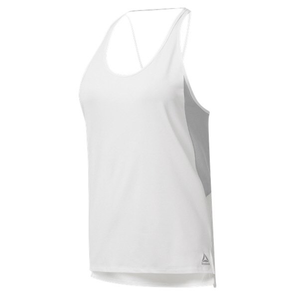 Reebok Smart Vent Women's Tank White