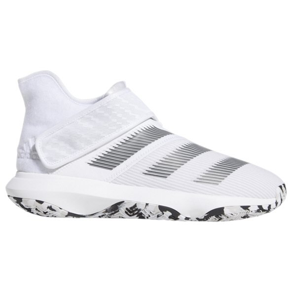 adidas Harden Men's Basketball Shoe, White