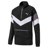 Puma Reactive Packable Jkt Mens Black