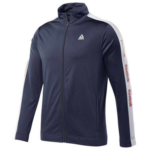 Reebok Training Track Jacket Navy