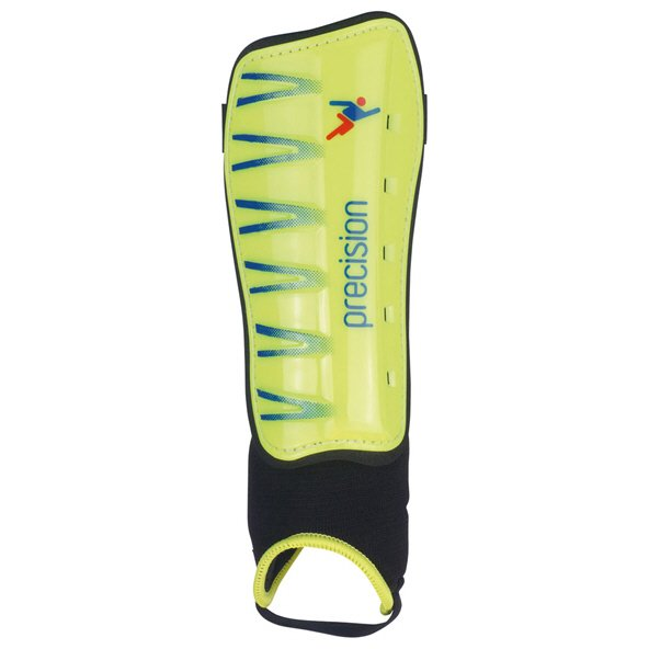 Precision Pro Kids Guard Lime/Blue