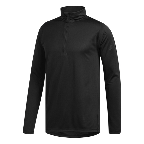 adidas Sport 1/4 Zip Men's Top Black