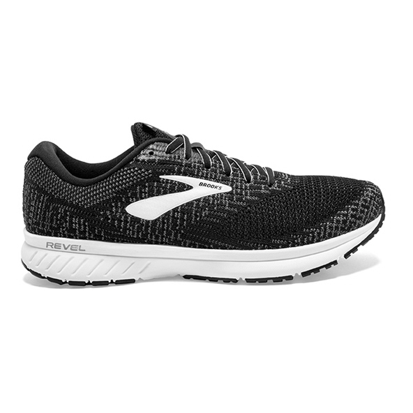 Brooks Revel 3 Men's Running Shoe, Black