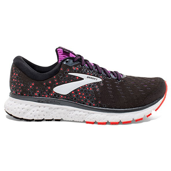Brooks Glycerin 17 Women's Running Shoe, Black