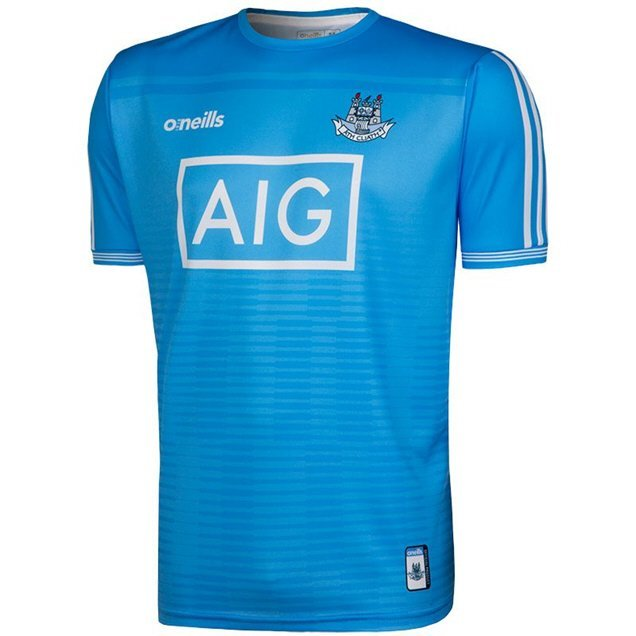 O'Neills Dublin 2019 Kids' Training Jersey, Blue