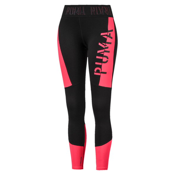 Puma Logo 7/8 Women's Tight, Black