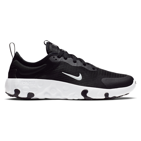 Nike Renew Lucent Girls' Trainer, Black